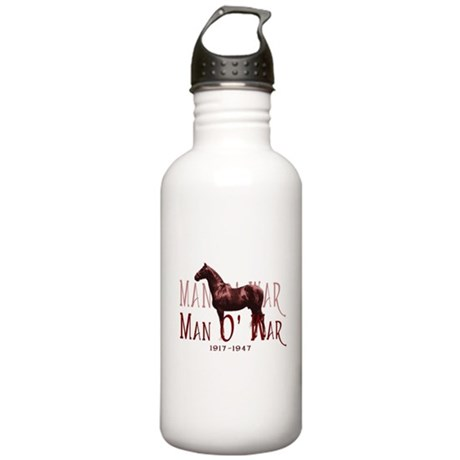 Man o War Stainless Water Bottle 1.0L