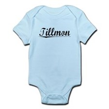 Tillmon, Vintage Infant Bodysuit