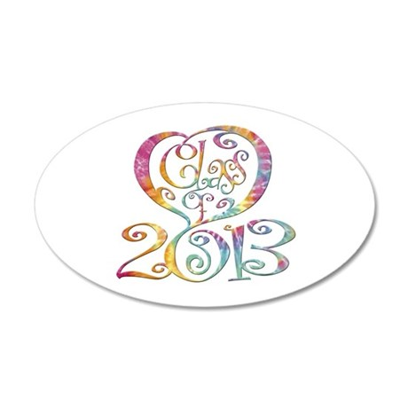 2013 20x12 Oval Wall Decal