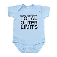 Total Outer Limits Infant Bodysuit