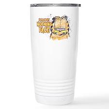 PARDON MY MORNING FACE Travel Mug