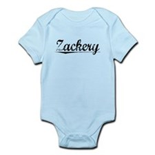 Zackery, Vintage Infant Bodysuit