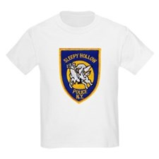 Sleepy Hollow Police Kids T-Shirt
