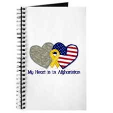 My Heart is in Afghanistan Journal