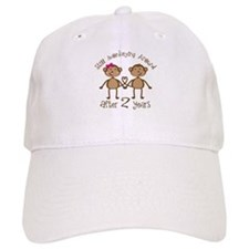 2nd Anniversary Love Monkeys Baseball Cap