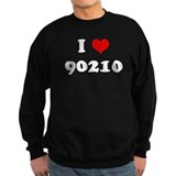 I Heart 90210 Jumper Sweater
