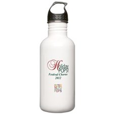 Holiday Pops Chorus 2012 Water Bottle