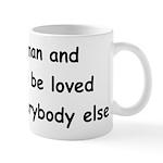 I am human Mug