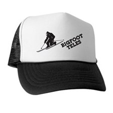 Bigfoot Teles Trucker Hat