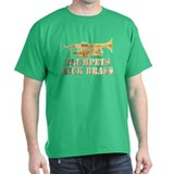 Trumpets Kick Brass T-Shirt