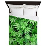 Marijuana Queen Duvet