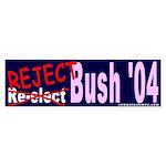 Re-Elect Bush '04 Bumper Sticker (???)