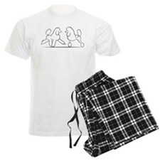 poodles of distinction Pajamas