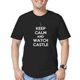 Keep Calm and Watch Castle T