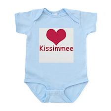 Heart Kissimmee Infant Creeper