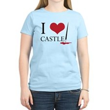 I Heart Castle T-Shirt