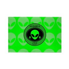 Roswell July 1947 Rectangle Magnet (10 pack)