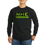 NHE Non Human Entity Long Sleeve Dark T-Shirt