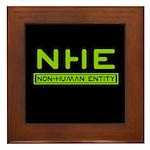 NHE Non Human Entity Framed Tile