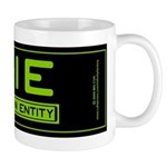 NHE Non Human Entity Mug