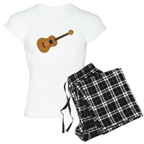 Ukulele Women's Light Pajamas