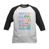Carson City Eat Sleep Dream Tee