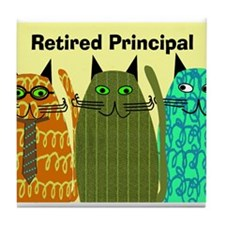 Retired Principal Blanket 2.PNG Tile Coaster