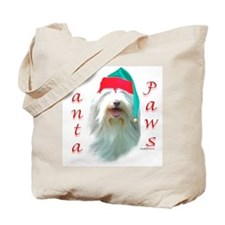 Bearded Paws Tote Bag