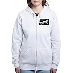 Arctic Fox Label Women's Zip Hoodie