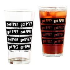 Got PPE? International Drinking Glass