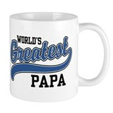 World's Greatest Papa Small Mugs