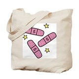 Band-Aids Tote Bag