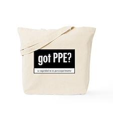 Got PPE? Spanish Tote Bag