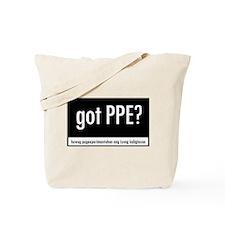 Got PPE? Tagalog Tote Bag