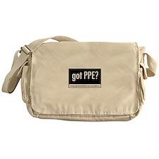 Got PPE? Tagalog Messenger Bag