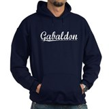 Gabaldon, Vintage Hoodie