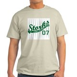 Labor Coach Team Green 07 Ash Grey T-Shirt