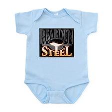 Rearden Steel Pouring Metal Infant Bodysuit