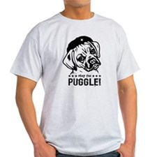 Cute Obey the puggle T-Shirt