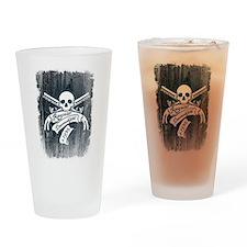 Ragnar Danneskjöld (Distressed) Drinking Glass