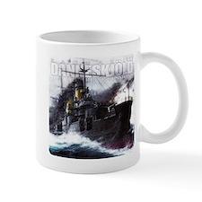 Danneskjold Repossessions Ship Small Mug