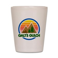 Galts Gulch Shot Glass