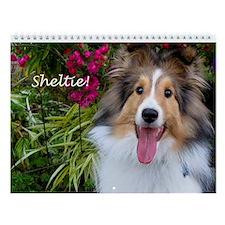Sheltie! Wall Calendar