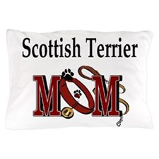 Scottish Terrier Mom Pillow Case