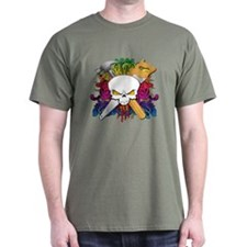 Carpenter Skull T-Shirt