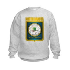North Dakota Seal (B) Sweatshirt