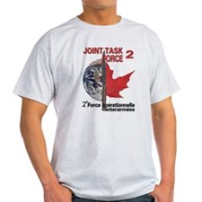 Joint Task Force 2 Ash Grey T-Shirt