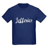 Jefferies, Vintage T