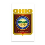 Ohio State Seal (B) Wall Decal