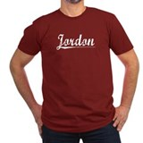 Jordon, Vintage T